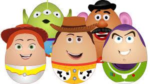 surprise eggs kids toy story surprise eggs woody buzz