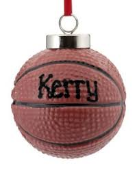 ornaments for a sports themed tree