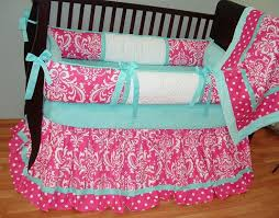 Pink And Blue Crib Bedding 150 Best Baby Bedding Sets Images On Pinterest Baby