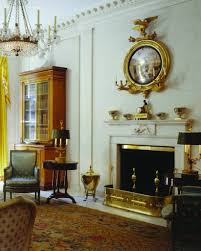 drawing room in white george f baker house park avenue u0026 93rd