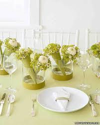 wedding centerpieces that double as favors martha stewart weddings floral favor centerpieces