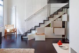 Brick Stairs Design Flooring Pretty Stair Designs For Small Spaces With Wood
