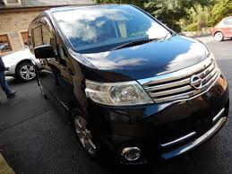 nissan serena 2010 nissan serena highway star 2 0 petrol automatic 8 seats new import