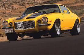 1973 camaro split bumper for sale 1972 chevy camaro car chevy magazine