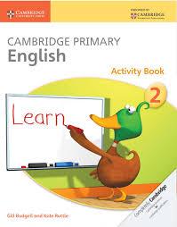 preview cambridge primary english activity book 2 english