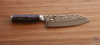 couteau de cuisine professionnel japonais couteau japonais santoku shun premier la coutellerie des chefs