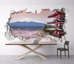 mount fuji 3d wallpaper moonwallstickers com mount fuji 3d wallpaper