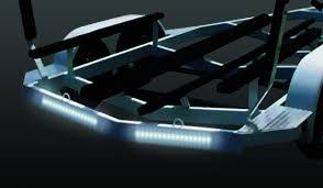 led backup light bar led trailer light bars