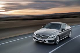mercedes benz 2016 2016 mercedes benz c class coupe officially unveiled autoevolution