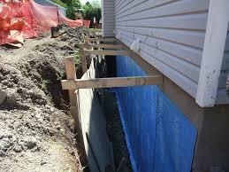 excellent waterproof your basement step have exterior basement