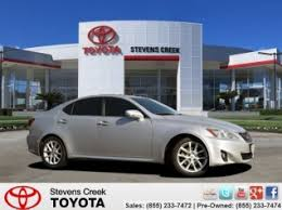 lexus is 250 used cars for sale used lexus is 250 for sale in san jose ca 100 used is 250