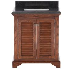 home decorators vanity home decorators collection cedar cove 30 in vanity in oak with