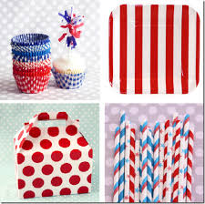 4th Of July Party Decorations Cute 4th Of July Decorating Ideas Simplified Bee