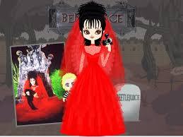 lydia beetlejuice wedding dress lydia deetz wedding by marasop on deviantart