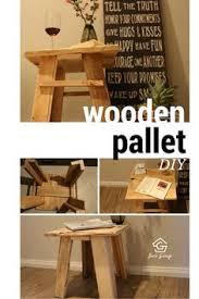 deko aus europaletten bett aus europaletten palettenmöbel möbel aus paletten