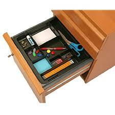 Wood Desk Drawer Organizer Amazon Com Rubbermaid Hanging Desk Drawer Organizer Plastic