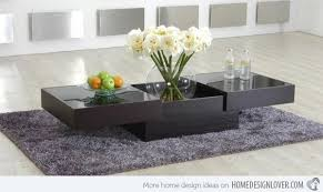 modern centre table designs with 15 modern center tables made from wood home design lover