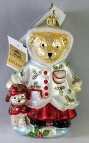 christopher radko ornament peaceful religous ebay gift