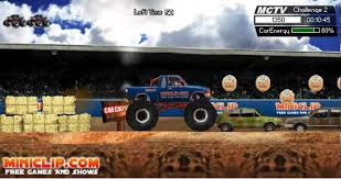 monster truck video game monster trucks miniclip online game youtube