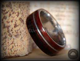 rings wooden images Bentwood ring kindwood wooden ring guitar string inlay bentwood JPG