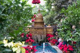 Us Botanic Garden Jacki Dyrholm Archive In Washington Dc Seasons