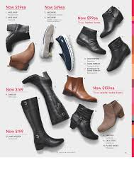 myer s boots myer catalogue winter wear 31 may 3 jul