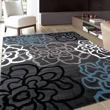 Black And White Area Rugs For Sale Grey Shag Rug Black And White Area Rugs 8 By Silver Grey Shaggy