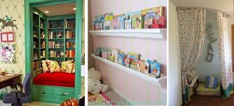 create an awesome reading nook