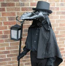 plague doctor costume plague doctor made by a talented friend