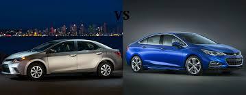 toyota yaris vs corolla comparison 2015 toyota corolla vs 2016 chevy cruze