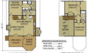 Cabin Floorplan Awesome Small Lake House Floor Plans 13 Pictures House Plans 72715