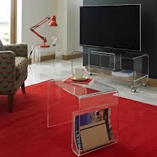 furniture water fall acrylic coffee table as well as waterfall