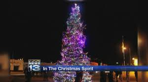 alamogordo christmas tree lighting in new location krqe news 13