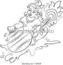 krishna black white stock photos u0026 images alamy