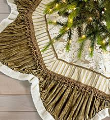 rustic tree skirt tuesday morning finds tree