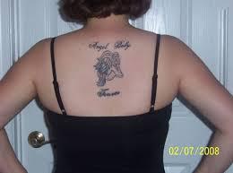 stylish angel wings tattoo on ankle tattooshunter com