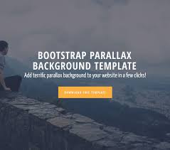 bootstrap themes free parallax best free html5 video background bootstrap templates of 2018