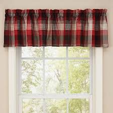 Fishtail Swags Valances Champlain Valance Park Designs Pretty Windows