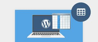 Wordpress Tables Complete Guide How To Add Tables In Wordpress