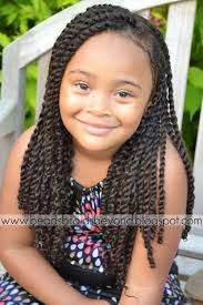 twist hairstyles for kids hair is our crown