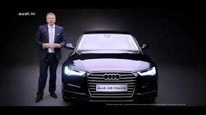audi matrix headlights the new audi a6 matrix video press release youtube
