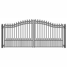 aleko prague style iron wrought gate 14 high quality driveway
