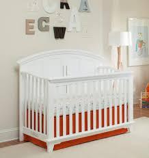 westwood design jonesport 4 in 1 convertible crib white babies