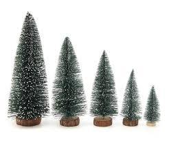 indulging new pcs mini artificial tree miniatures toys