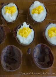 chocolate covered eggs healthy cadbury creme eggs