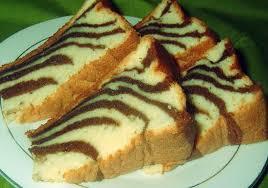 tips membuat bolu zebra resep cara membuat kue bolu gulung zebra lezat daftar resep 2018