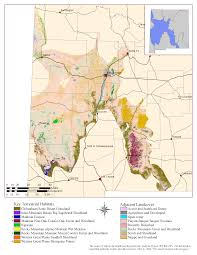 Nm Map New Mexico Department Of Game And Fish