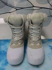 columbia womens boots size 9 columbia suede winter lace up shoes for ebay