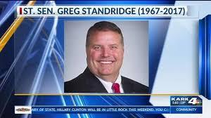 state sen greg standridge dead at 50 arkansasmatters
