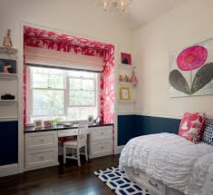 magnificent turquoise girls bedroom with brownstone renovation